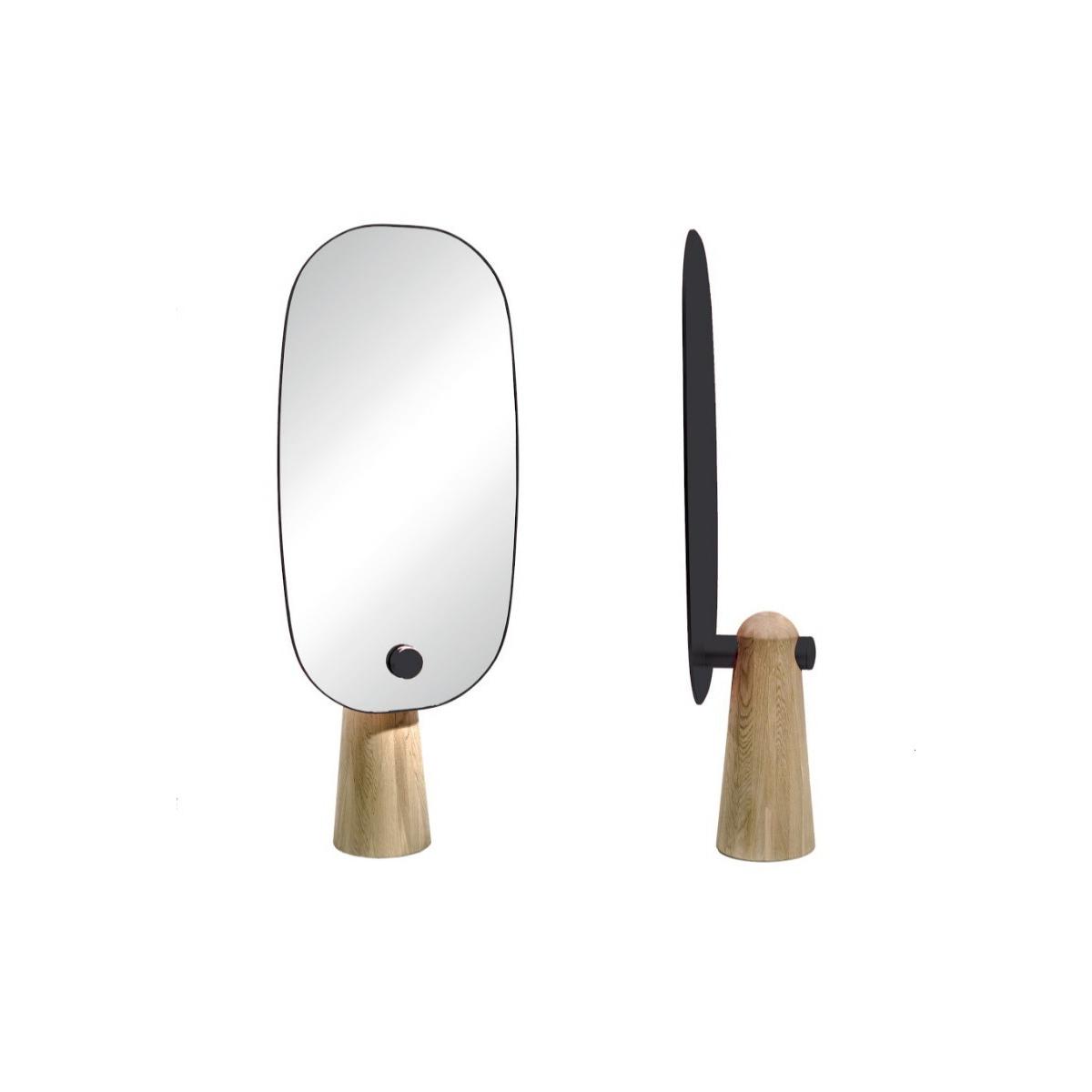 Accessoire - miroir. Fabrication française.