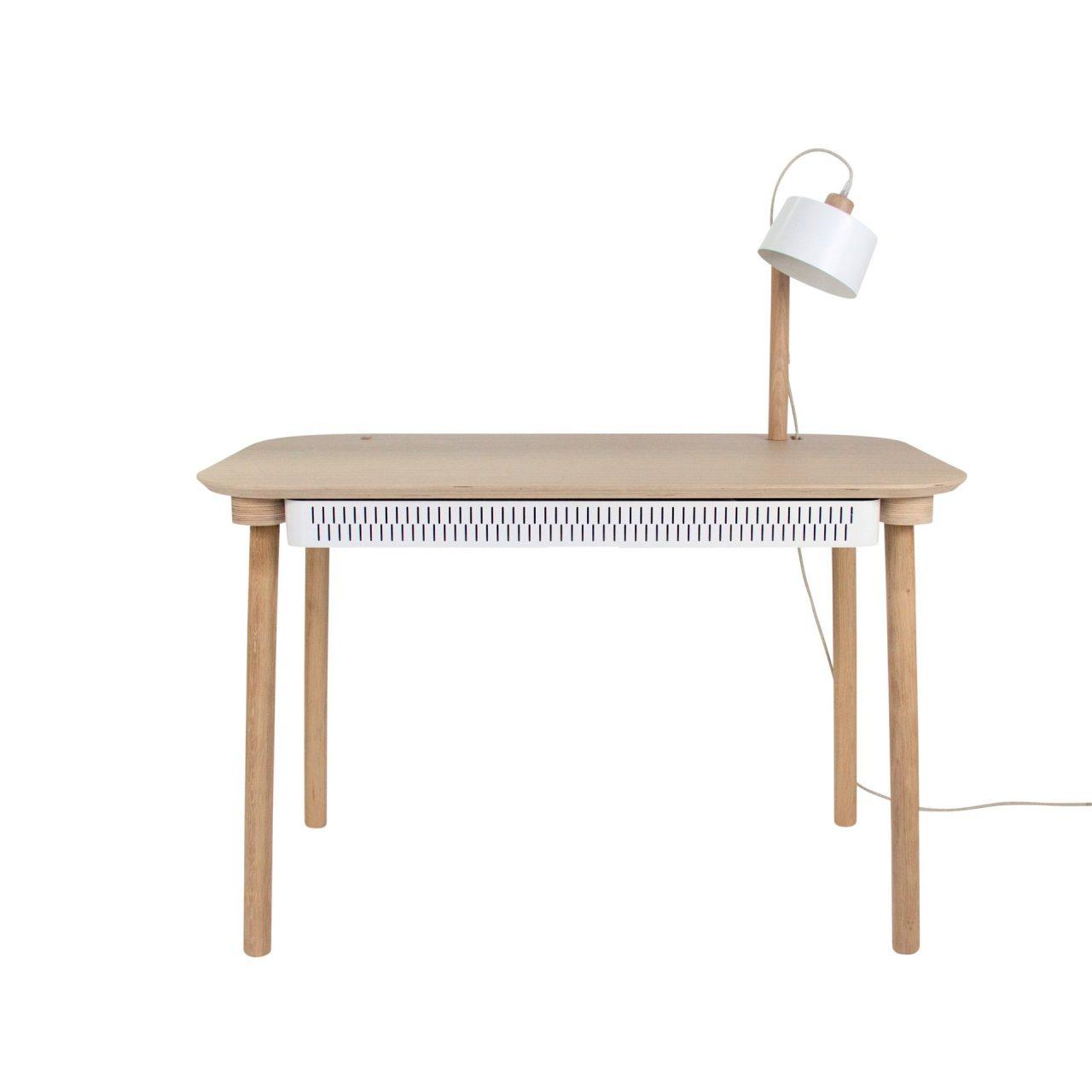 Table - bureau. Fabrication française.