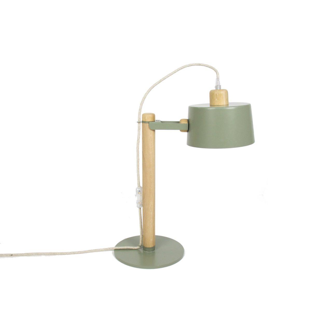 Lampe - lampe de bureau - lampe de chevet. Fabrication française.
