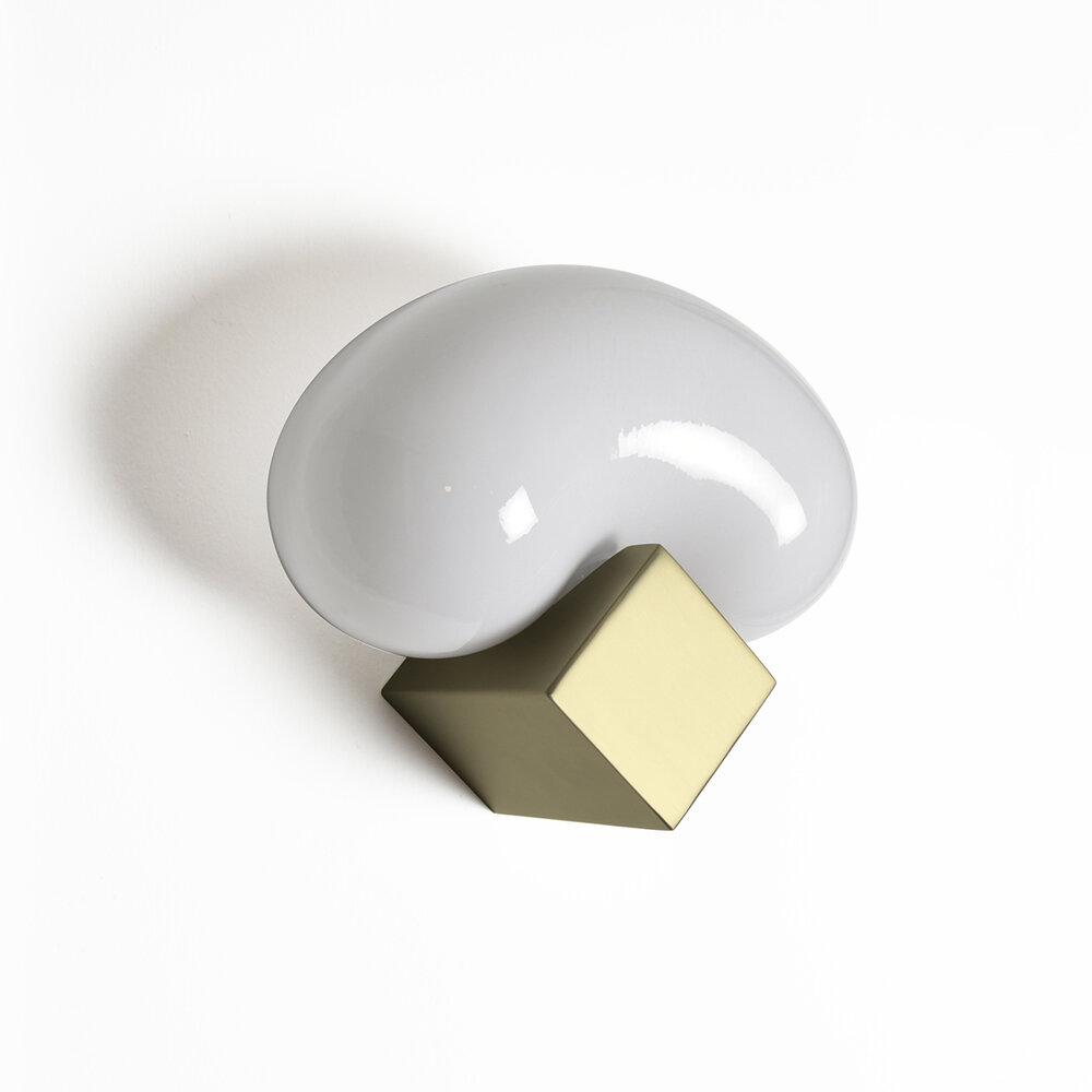 Luminaire - applique murale. Fabrication française.