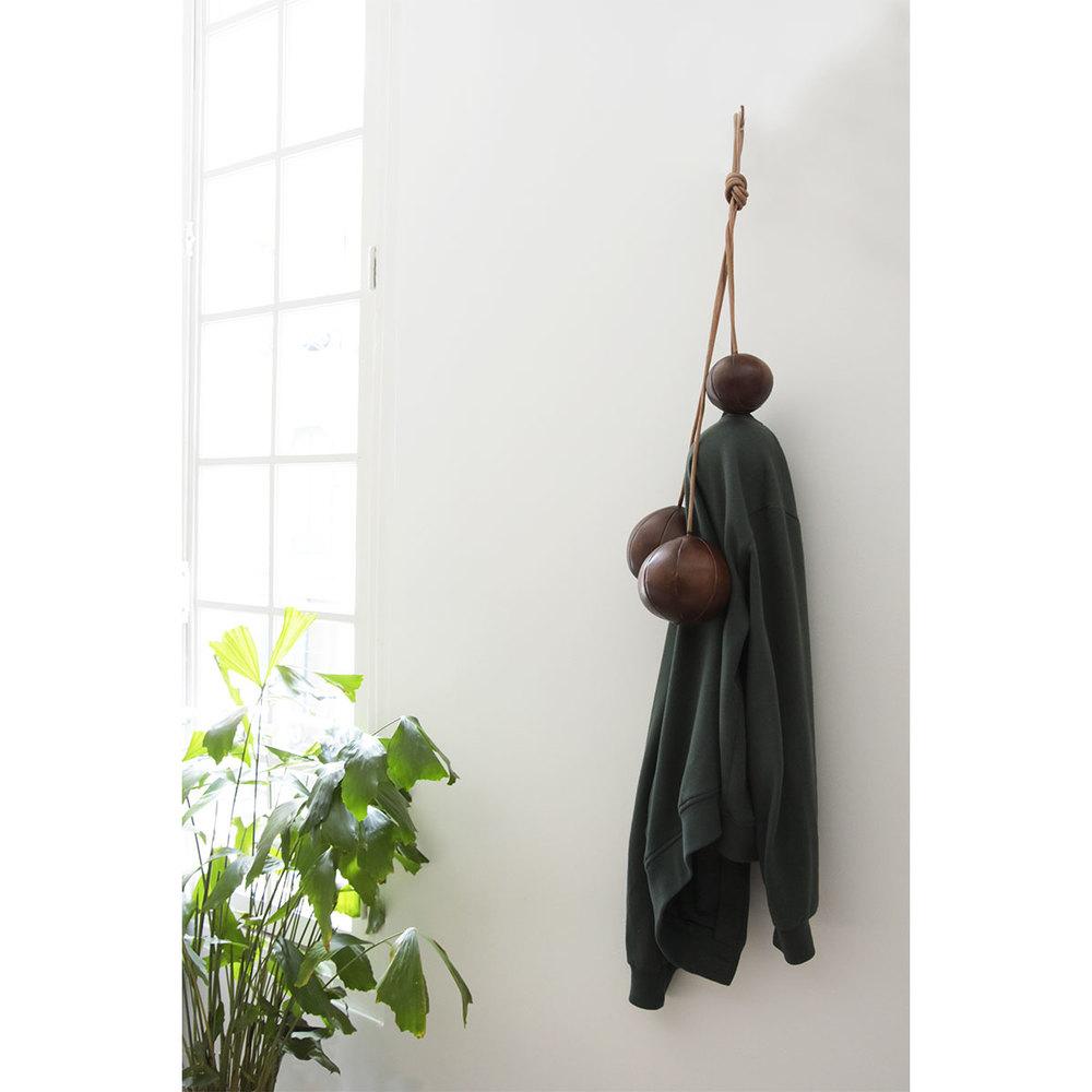 Accessoire - déco murale - rangement entrée. Fabrication française.