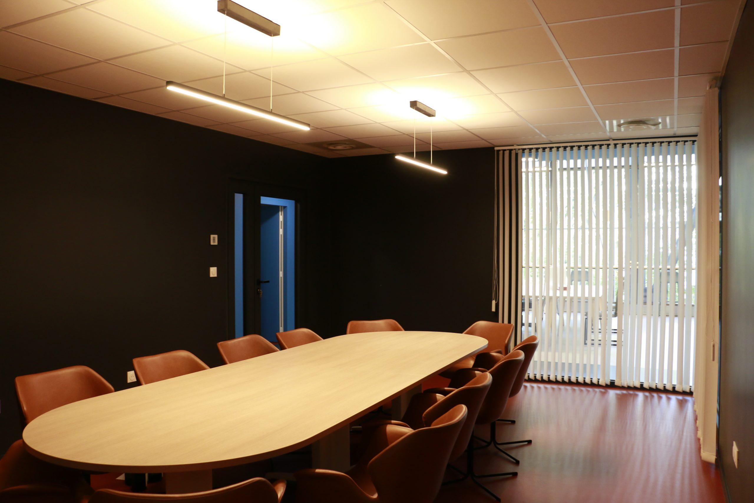 Espace Bureaux Bègles La Crèmerie Salle de réunion