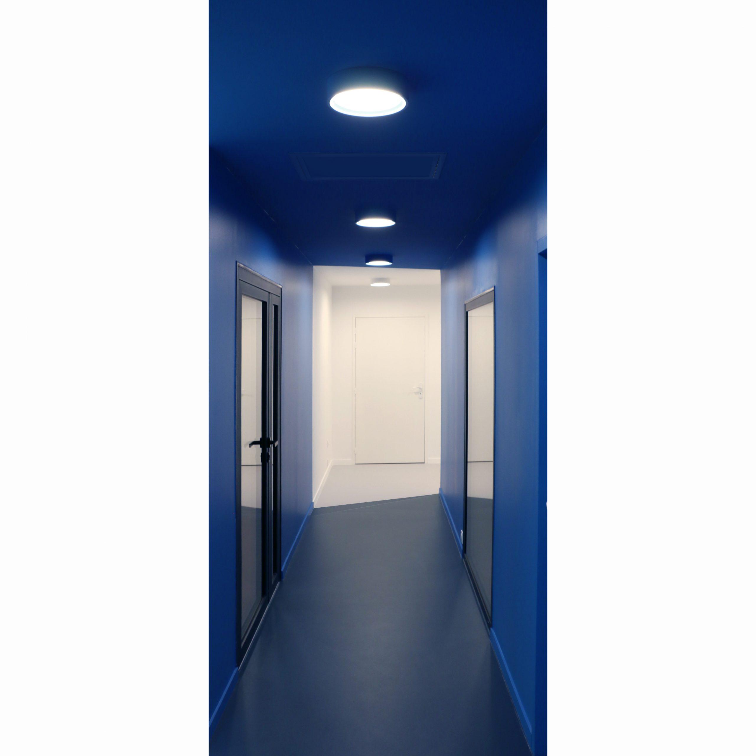 Espace bureau Bordaux La Crèmerie couloir 2
