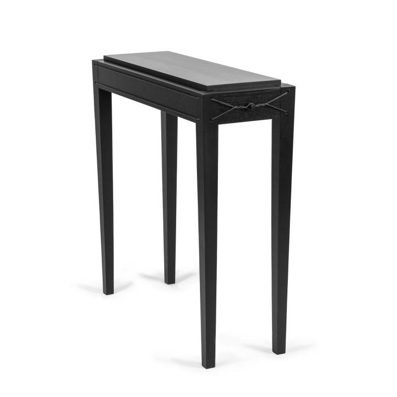 Table - console. Fabrication française.