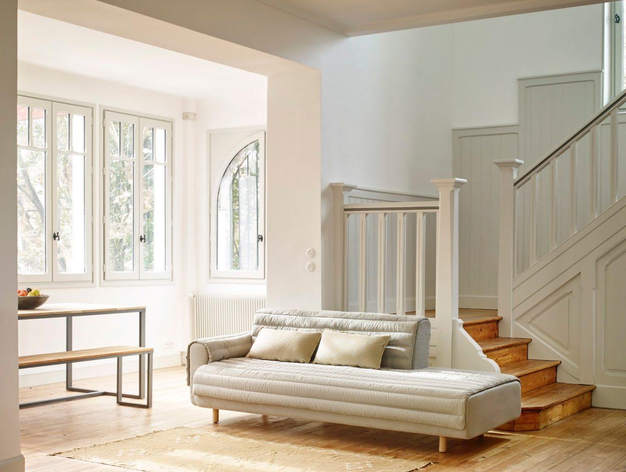 Canapé - canapé 3 places - canapé d'angle. Fabrication française.